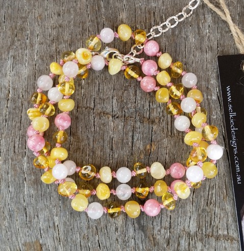 Wrap Bracelet Love and Sunshine Image