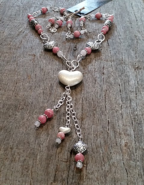 Sweet Heart Necklace Image