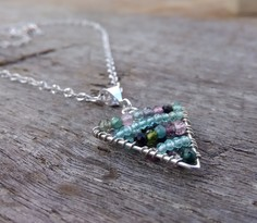 Arrow Pendant Multi Image
