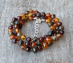 Wrap Bracelet Maple Image
